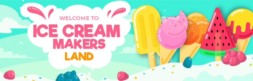 Ice Cream Makers Land