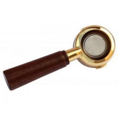 La Pavoni Filter holder Fascino Bottomless Gold