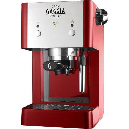 Gaggia Gran Gaggia Deluxe Rood RI8425/22
