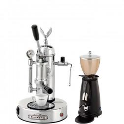 Elektra Micro Casa Lever S1C & MSD Koffiemolen