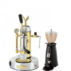 Elektra Micro Casa Lever S1CO & MSD Koffiemolen