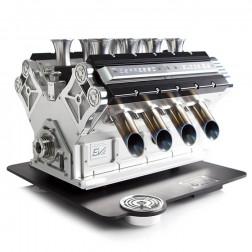 Espresso Veloce Serie Titanio V8