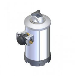 Manual water softener model IV12