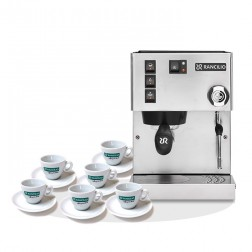 Rancilio Silvia V6 E 2020 Latest Edition Espresso Cup Edition