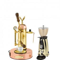 Elektra Micro Casa Lever S1 & MSDO Koffiemolen