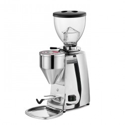 Mazzer Mini Electronic Model A Polished Aluminium